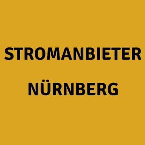 Stromanbieter Nürnberg