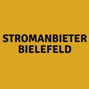 Stromanbieter Bielefeld