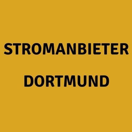 Stromanbieter Dortmund