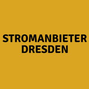 Stromanbieter Dresden