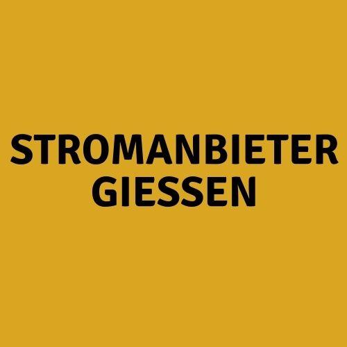 Stromanbieter Gießen