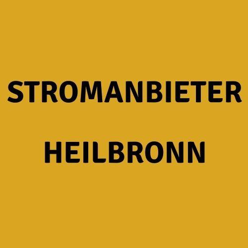 Stromanbieter Heilbronn