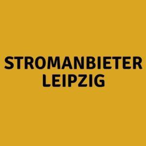 Stromanbieter Leipzig
