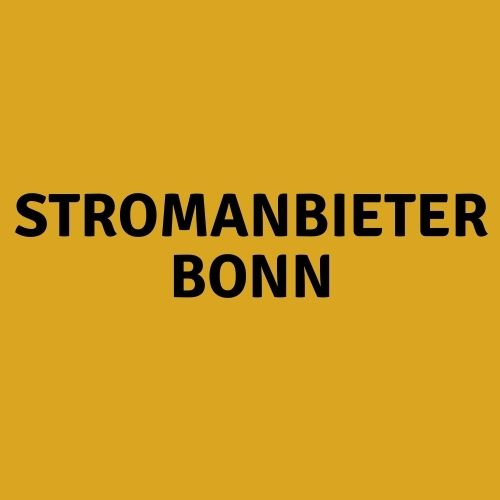 Stromanbieter Bonn