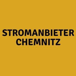 Stromanbieter Chemnitz