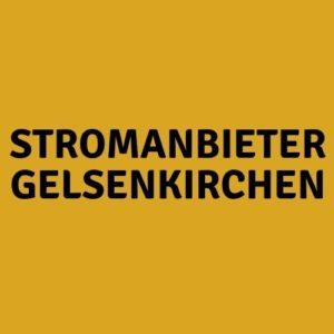 Stromanbieter Gelsenkirchen