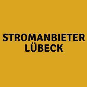 Stromanbieter Lübeck