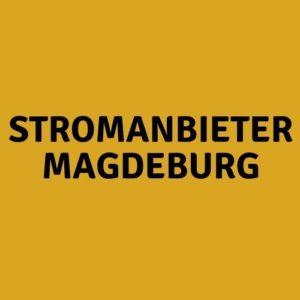 Stromanbieter Magdeburg