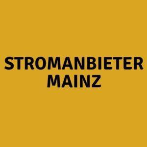 Stromanbieter Mainz