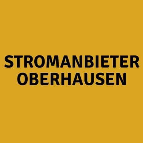 Stromanbieter Oberhausen