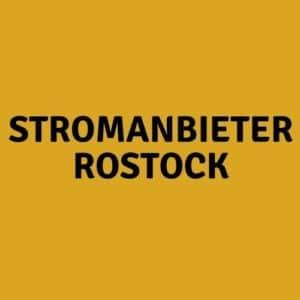Stromanbieter Rostock