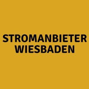 Stromanbieter Wiesbaden