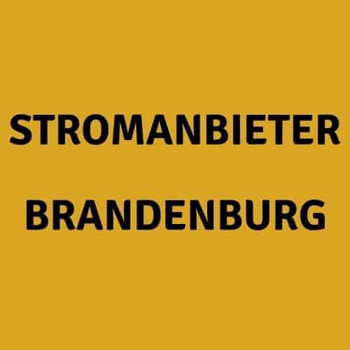 Der Stromanbieter Brandenburg