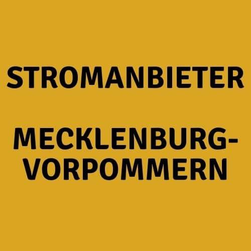 Der Stromanbieter Mecklenburg-Vorpommern