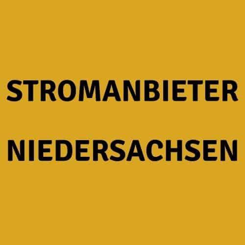 Der Stromanbieter Niedersachsen