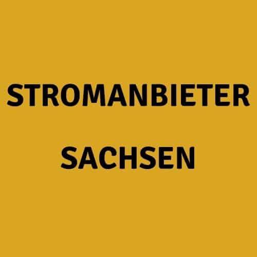 Der Stromanbieter Sachsen