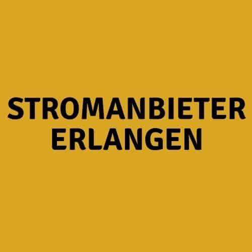 Stromanbieter Erlangen
