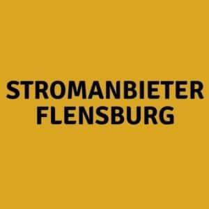 Stromanbieter Flensburg