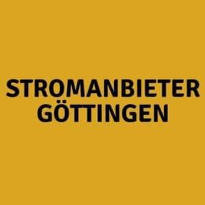 Stromanbieter Göttingen