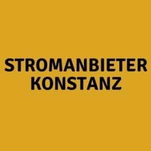 Stromanbieter Konstanz
