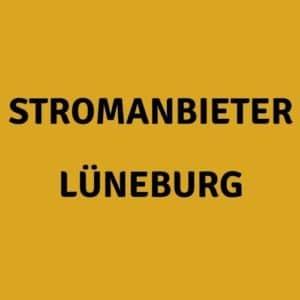Stromanbieter Lüneburg