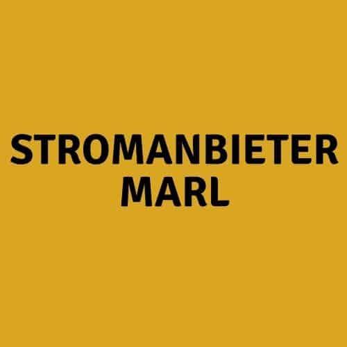 Stromanbieter Marl