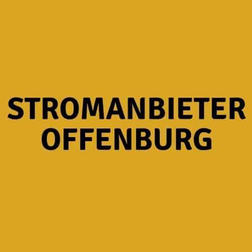 Stromanbieter Offenburg