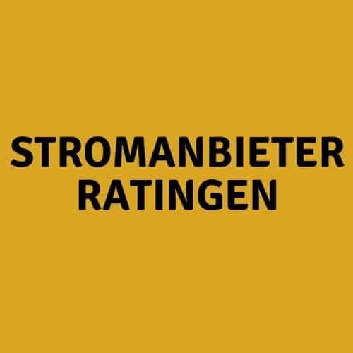 Stromanbieter Ratingen