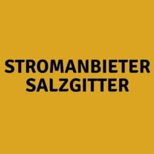 Stromanbieter Salzgitter