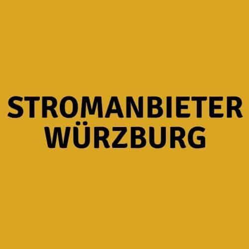 Stromanbieter Würzburg
