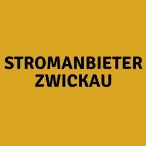 Stromanbieter Zwickau