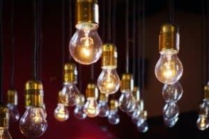 Der Nachtspeicherheizung Strom