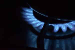 Gasvergleich mit Stromzentrum