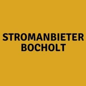 Stromanbieter Bocholt