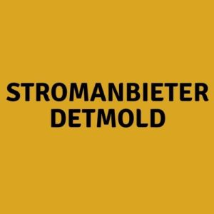 Stromanbieter Detmold