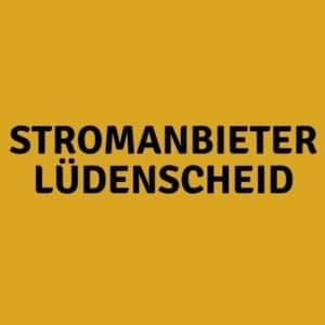 Stromanbieter Lüdenscheid