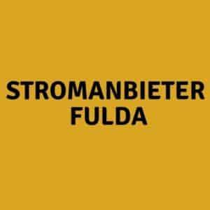 Stromanbieter Fulda