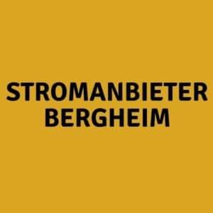 Stromanbieter Bergheim
