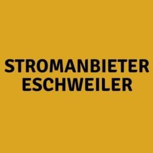 Stromanbieter Eschweiler