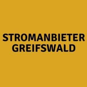 Stromanbieter Greifswald