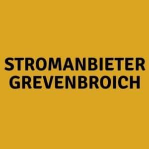 Stromanbieter Grevenbroich