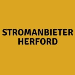 Stromanbieter Herford