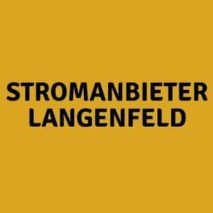 Stromanbieter Langenfeld