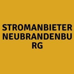 Stromanbieter Neubrandenburg