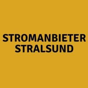 Stromanbieter Stralsund