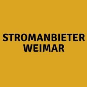 Stromanbieter Weimar