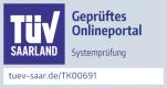 TÜV Siegel Stromzentrum